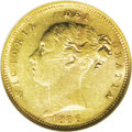 Australia: , Australia: Victoria gold 1/2 Sovereign 1886-M, KM5, AU50 NGCReserve Bank of Australia, highly lustrous and very scarce in thisgrade....