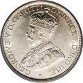 Australia: , Australia: George V Sixpence 1916M, KM25, AU58 PCGS, fully lustrouswith just a slight rub on the high points of the reverse. Veryscar...