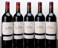 Red Bordeaux, Chateau Margaux. Margaux. 1996 2lbsl, 2lscl Bottle (2). 19991lscl Bottle (3). ... (Total: 5 Btls. )