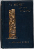 Books:Travels & Voyages, C. Reginald Enock. The Secret of the Pacific. Charles Scribner's Sons, 1912. First edition. Illustrated. Publish...