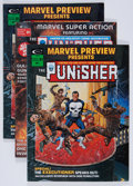 Magazines:Superhero, Punisher Comic Magazines Group (Marvel, 1975-76).... (Total: 3Comic Books)