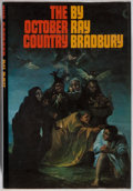 Books:Science Fiction & Fantasy, Ray Bradbury. SIGNED. The October Country. Alfred A. Knopf, 1970. First collected edition. Signed by the author ...