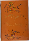 Books:Americana & American History, Frederic Remington. Pony Tracks. Harper & BrothersPublishers, 1895. First edition. Author's first book. With il...