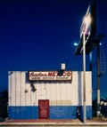 Photographs, JOHN HUMBLE (American, b. 1944). 1124 Anaheim St., Wilmington, August 26, 1998, 1998. Dye coupler, 1999. 22-3/4 x 18-7/8...