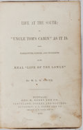 """Books:Americana & American History, W. L. G. Smith. Life at the South: or """"Uncle Tom's Cabin"""" As ItIs being Narratives, Scenes, and Incidents of the Real """"..."""