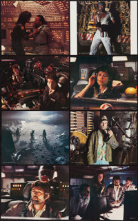 "Alien (20th Century Fox, 1979). Deluxe Mini Lobby Card Set of 8 (8"" X 10""). Science Fiction. ... (Total: 8 Ite..."