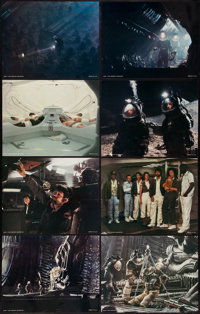 "Alien (20th Century Fox, 1979). Deluxe Lobby Card Set of 8 (11"" X 14""). Science Fiction. ... (Total: 8 Items)"