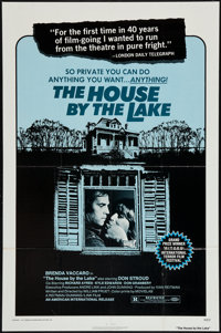 """The House by the Lake (American International, 1976). One Sheet (27"""" X 41""""). Horror"""