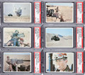 Non-Sport Cards:Sets, 1966 Topps Rat Patrol High Grade Collection (400+). ...