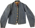 Military & Patriotic, Ultra-Rare and Historic Richmond Depot Jacket Worn by a Brave Marylander... (Total: 3 )