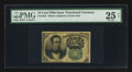 Fractional Currency:Fifth Issue, Fr. 1264 10¢ Fifth Issue PMG Very Fine 25 Net.. ...