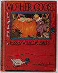 Books:Children's Books, Jesse Willcox Smith, illustrator. Mother Goose. Hodder &Stoughton, [N.d.]. First English edition. Lacking front...