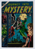 Golden Age (1938-1955):Horror, Journey Into Mystery #14 (Atlas, 1953) Condition: GD/VG....