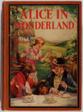Books:Children's Books, Lewis Carroll. Alice's Adventures in Wonderland. Garden CityPublishing Company, [N.d]. Later printing. Publishe...