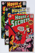 Silver Age (1956-1969):Mystery, House of Secrets Group (DC, 1960-63) Condition: Average VG+....(Total: 11 Comic Books)