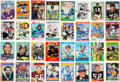 Football Collectibles:Others, 1950's-'90's Football Card Signed Collection - Over 600. ...