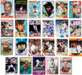 Autographs:Sports Cards, 1950's-90's Baseball Card Signed Collection - Approximately 650....