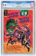 Bronze Age (1970-1979):Science Fiction, Star Trek #24 (Gold Key, 1974) CGC NM/MT 9.8 White pages....