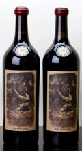 Domestic Syrah/Grenache, Sine Qua Non Syrah 2000 . Heels over Head. Bottle (2). ...(Total: 2 Btls. )