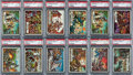"Non-Sport Cards:Lots, 1962 Topps ""Civil War News"" Mid To High Grade Collection (375+)...."