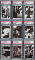 "Non-Sport Cards:Lots, 1964 Topps Beatles ""A Hard Day's Night"" High Grade Collection (425+). ..."