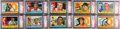 Baseball Cards:Sets, 1960 Topps Baseball Mid To High Grade Complete Set (572). ...