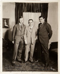 Autographs:Others, 1926 Babe Ruth Signed Photograph....