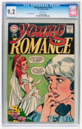 Silver Age (1956-1969):Romance, Young Romance #155 (DC, 1968) CGC NM- 9.2 White pages....