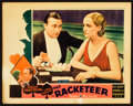 "Movie Posters:Crime, The Racketeer (Pathé, 1929). Lobby Card (11"" X 14"").. ..."