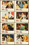 "Movie Posters:Romance, Roman Holiday (Paramount, R-1960). Lobby Card Set of 8 (11"" X 14"").. ... (Total: 8 Items)"