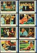 "Movie Posters:Drama, Lolita (MGM, 1962). CGC Graded Lobby Card Set of 8 (11"" X 14"")..... (Total: 8 Items)"