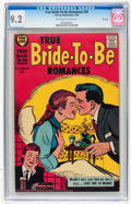 Silver Age (1956-1969):Romance, True Bride-to-Be Romances #29 File Copy (Harvey, 1958) CGC NM- 9.2Off-white to white pages....
