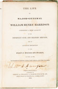 Autographs:U.S. Presidents, William Henry Harrison Clipped Signature...