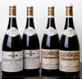 Red Burgundy, Chambertin. A. Rousseau. 2003 Bottle (1). 2004 Bottle (1).2004 Clos de Beze Bottle (2). ... (Total: 4 Btls. )