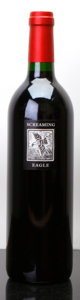 Domestic Cabernet Sauvignon/Meritage, Screaming Eagle Cabernet Sauvignon 2001 . Bottle (1). ... (Total: 1Btl. )