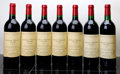 Red Bordeaux, Chateau Trotanoy. Pomerol. 1995 1bn Bottle (2). 1998 Bottle(5). ... (Total: 7 Btls. )