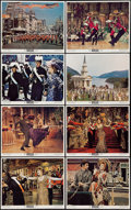 """Movie Posters:Musical, Hello Dolly! (20th Century Fox, 1970). Lobby Card Set of 8 (11"""" X 14""""). Musical.. ... (Total: 8 Items)"""