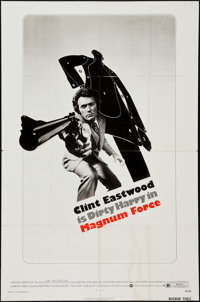 """Magnum Force (Warner Brothers, 1973). One Sheet (27"""" X 41""""). Action"""