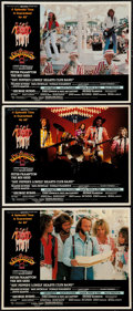 "Movie Posters:Rock and Roll, Sgt. Pepper's Lonely Hearts Club Band (Universal, 1978). LobbyCards (3) (11"" X 14""). Rock and Roll.. ... (Total: 3 Items)"