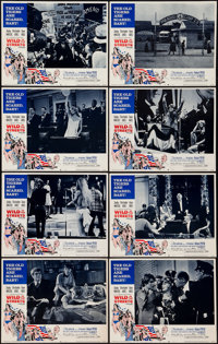 """Wild in the Streets (American International, 1968). Lobby Card Set of 8 (11"""" X 14""""). Exploitation. ... (Total:..."""
