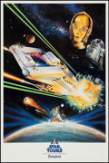 """Movie Posters:Science Fiction, Star Tours (Disney, 1987). Poster (20"""" X 30""""). Science Fiction.. ..."""