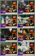 "Movie Posters:Horror, The Food of the Gods (American International, 1976). Lobby Card Set of 8 (11"" X 14""). Horror.. ... (Total: 8 Items)"