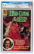 Silver Age (1956-1969):Horror, Movie Classics: War Gods of the Deep #nn Pacific Coast pedigree(Dell, 1965) CGC NM+ 9.6 White pages....