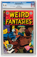 Bronze Age (1970-1979):Alternative/Underground, Weird Fantasies #1 (Los Angeles Comic Book Co., 1972) White pages. ...