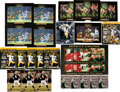 Football Collectibles:Photos, 1990's-2000's Brett Favre Signed Photographs Lot of 25....