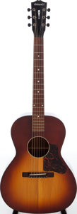 Musical Instruments:Acoustic Guitars, 1940s Grinnell 694-F Sunburst Acoustic Guitar. ...