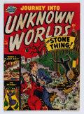 Silver Age (1956-1969):Horror, Journey Into Unknown Worlds #8 (Atlas, 1951) Condition: VG/FN....