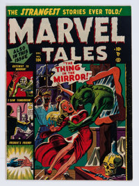 Marvel Tales #104 (Atlas, 1951) Condition: VG/FN