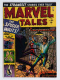 Golden Age (1938-1955):Horror, Marvel Tales #105 (Atlas, 1952) Condition: FN-....