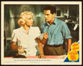"Movie Posters:Film Noir, The Postman Always Rings Twice (MGM, 1946). Lobby Card (11"" X14"").. From the Leonard and Alice Maltin Collection.. ..."